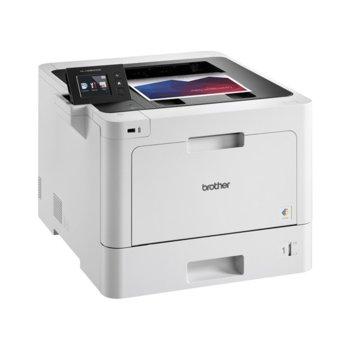 """Лазерен принтер Brother HL-L8360CDW , цветен, 2400 x 600 dpi, 31 стр/мин, Wi-Fi/Direct, NFC, LAN, USB, А4, 6.8"""" (17.27 cm) цветен сензорен дисплей, двустранен печат image"""
