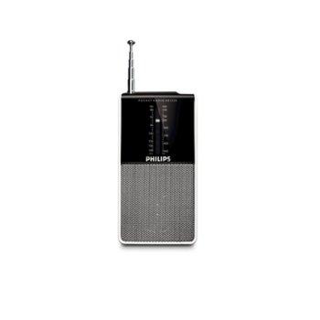 Радио портативно Philips AE1530, FM/MW, батерии 2xR3, 1.5V image