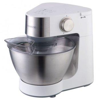 Кухненски робот Kenwood KM242, 900W, 3 вида бъркалки, бял image