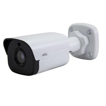 """IP камера UniView IPC2121SR3-PF120, насочена """"булет"""", 1.3 Mpix(1280×960@30FPS), 12.0mm обектив, H.264/MJPEG, IR осветеност (до 30м), външна IP67 защита, PoE, RJ-45 (10/100Base-T) image"""