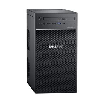 Сървър Dell PowerEdge T40 (PET40_Q3FY20_FG0002_BTS), четириядрен Coffee Lake Intel Xeon E-2224G 3.5/4.7 GHz, 8GB DDR4, 1TB HDD, 1x 1GbE, No OS image