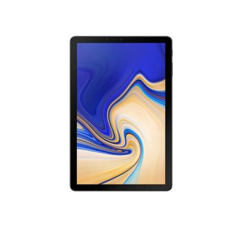 "Таблет Samsung Galaxy Tab S4(SM-T835NZKZBGL)(черен) + Keyboard Cover, LTE, 10.5"" (26.67cm) Super AMOLED дисплей, осемядрен Qualcomm Snapdragon 835 2.35GHz, 4GB RAM, 64GB Flash памет(+ MicroSD слот), 13.0 & 8.0 Mpix камера, Android, 483g image"
