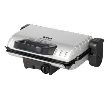 Електрическа скара Tefal GC205012, Minute Grill, заменяеми плочи, грил и барбекю, 1600W image