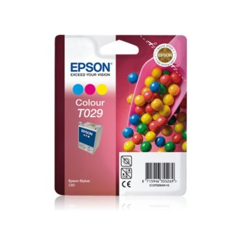 ГЛАВА ЗА EPSON STYLUS C 60 - Color - P№ C13T02940110 image