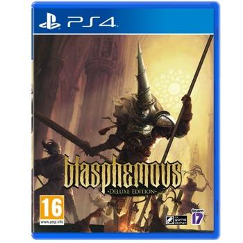 Игра за конзола Blasphemous Deluxe Edition, за PS4 image