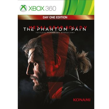 Metal Gear Solid V: The Phantom Pain Day 1 Bonus product