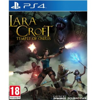 Игра за конзола Lara Croft And The Temple Of Osiris, за PS4 image