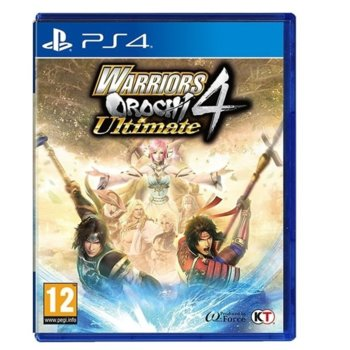 Игра за конзола Warriors Orochi 4 Ultimate, за PS4 image