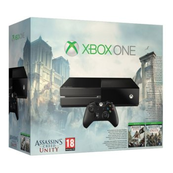 Xbox One Assassins Creed Unity/Black Flag product