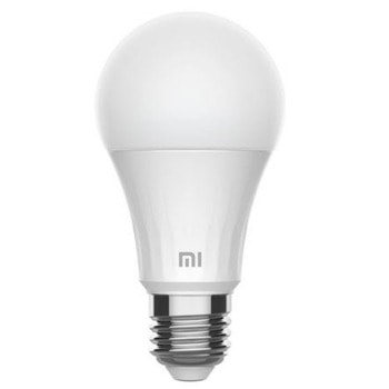 Смарт крушка Xiaomi Mi Smart LED Bulb E27 Cool White, 7.5 W, 810 lm, Wi-Fi, бял image