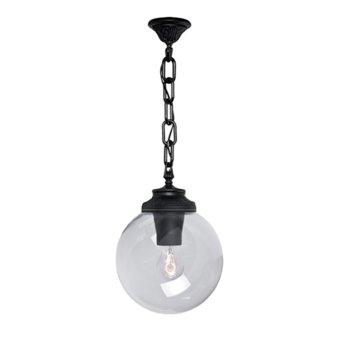 LED градинско осветително тяло Elmark 96G250P/BL, IP55 защита image
