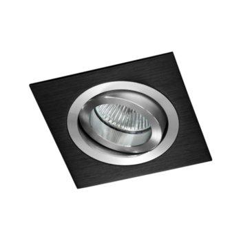 Тяло за луна, за вграждане, CristalRecord HELIUM BLACK 03-061-00-115, GU5.3 image