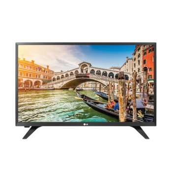 "Монитор LG 24TK420V-PZ, 23.6"" (59.94 cm) WVA панел, HD, 5ms, 5 000 000:1, 250cd/m2, TV Tuner DVB-/T/C, HDMI, USB 2.0  image"