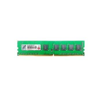 Памет 16GB DDR4 2133 MHz, Transcend TS2GLH64V1B, 1.2V image