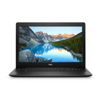 "Лаптоп Dell Inspiron 3584 (DI3584I37020U4G1TRDN_UBU-14), двуядрен Kaby Lake Intel Core i3-7020U 2.30 GHz, 15.6"" (39.62 cm) Full HD Anti-Glare Display & Radeon 520 2GB, (HDMI), 4GB DDR4, 1TB HDD, 2x USB 3.1, Linux image"