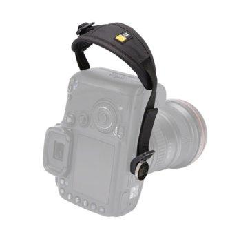 Хватка за фотоапарат Case Logic SDHS-101 (триъгълници), текстилна, черна image