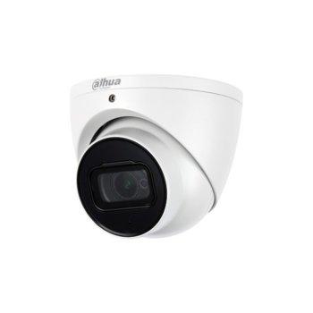 HDCVI камера Dahua HAC-HDW2249T-A-0360B, куполна камера, 2 MPix (1080p(1920x1080@25FPS)), 3.6mm обектив, IR осветление (до 30m), външна, IP67 защита image