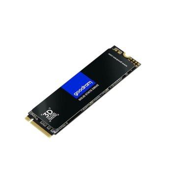 Памет SSD 512GB, Goodram PX500, NVMe, (M.2 2280), скорост на четене 2000MB/s, скорост на запис 1600 MB/s image
