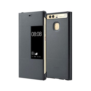 Huawei Case of View Cover Dark Gray P9 product