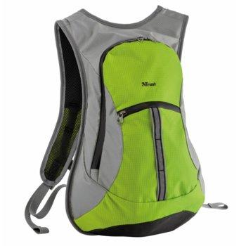 Trust Zanus Weatherproof Sports Lime Green 20887