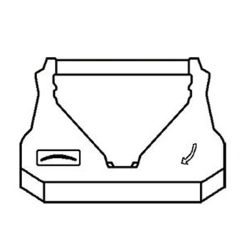 ЛЕНТА ЗА ПИШЕЩА МАШИНА IBM 82/80/90/96 - Gr. 140C Неоригинален image