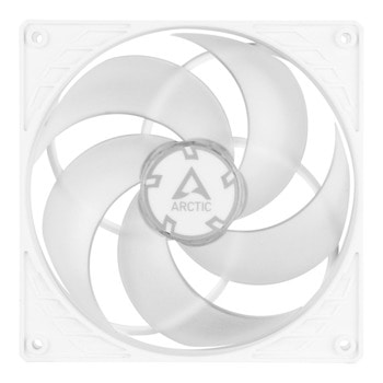 Вентилатор 140mm, Arctic P14 PWM White/Transparent, 4-pin, 1700 rpm image