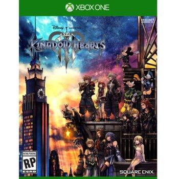 Игра за конзола Kingdom Hearts III, за Xbox One image
