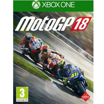 MotoGP 18 product
