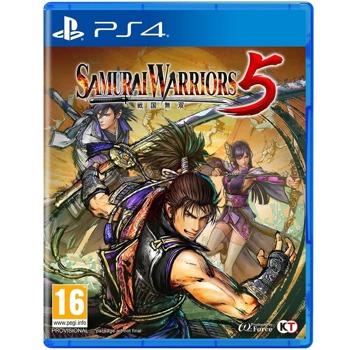 Игра за конзола Samurai Warriors 5, за PS4 image