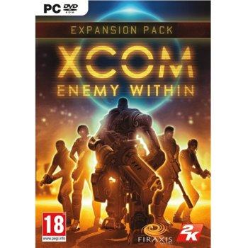 Допълнение към игра XCOM: Enemy Within, за PC image