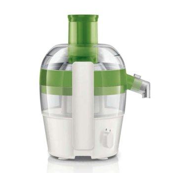 Сокоизстисквачка Philips HR 1832 / 52, 500мл кана за сок, QuickClean цедка, 500W, зелена image