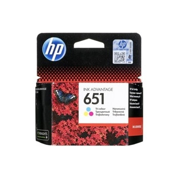 ГЛАВА HEWLETT PACKARD DeskJet Ink Advantage 5575/5645 All In One - Color - (651) - P№ C2P11AE - Заб.: 300p image