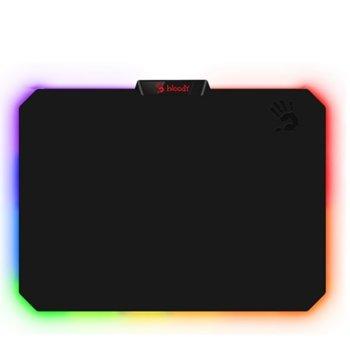 Подложка за мишка Bloody MP-60R, гейминг, черна, 354 x 256 x 2.6мм image