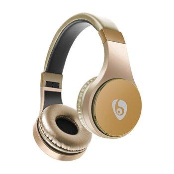 Слушалки Ovleng S55, безжични, микрофон, сгъваеми, различни цветове image