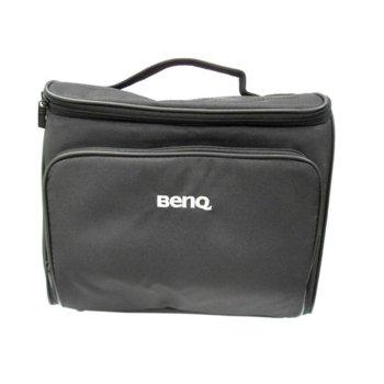 Чанта за проектор BenQ BGQM01, съвместима с MX763, MX764, MP776, MP777, MP772ST, MP776ST, MP782ST, MX760, MX761, MX810ST, MW811ST, MX812ST, MW814ST, MW724, черна image