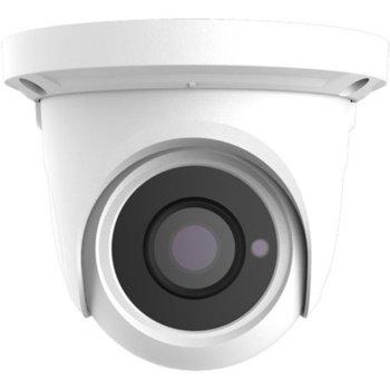 IP камера TVT TTD-9554E2(D/PE/IR1), куполна камера, 5Mpx(2592x1440fps), H.265 / H.264 / MJPEG, 2.8 обектив, IR осветление (до 20 m), IP66, външна image