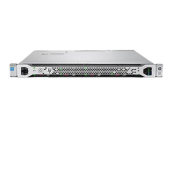 Сървър HP DL360 G9 (818208-B21), десет-ядрен Intel Xeon E5-2630 v4 2.2/3.1GHz, 16GB DDR4 RDIMM, No HDD, 4x Lan 1000, No OS, 500W image