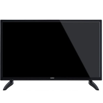 """Телевизор Crown 32550, 32"""" (81.28 cm) LED TV, HD, DVB-T2/C, HDMI, VGA, 1x USB image"""