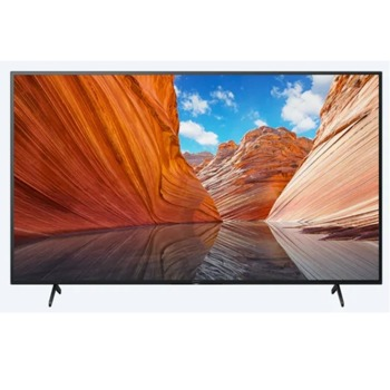 "Телевизор Sony KD-50X81J, 50"" (127 cm) 4K/UHD LED Smart TV, HDR, DVB-T2/C/S2, Wi-Fi, LAN, Bluetooth, 4x HDMI, 2x USB image"