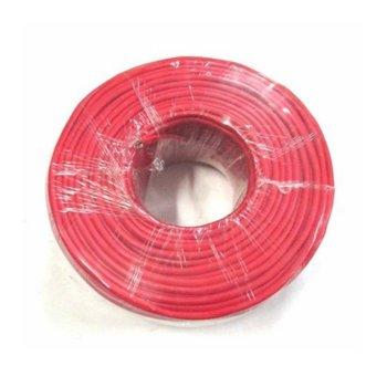 Пожарен кабел (ролка) J-Y(st)Y (1x2x1.00+0.40) solid, 100м, червен image