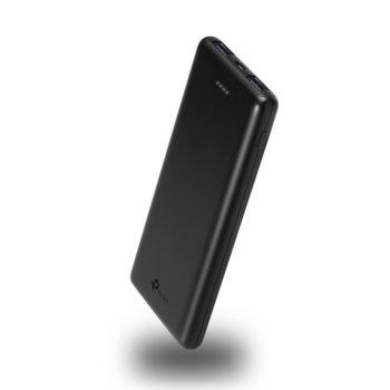 Външна батерия/power bank/ TP-LINK TL-PB10000, 10000mAh, черна  image