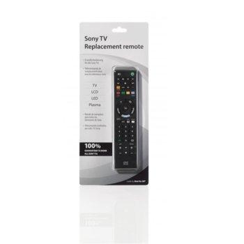 Дистанционно One For All SV1912, съвместимо с всички Sony телевизори, IR обхват 15 метра, 2 х AAA, 76g image