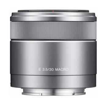 Обектив Sony SEL-30M35, 30mm Macro image