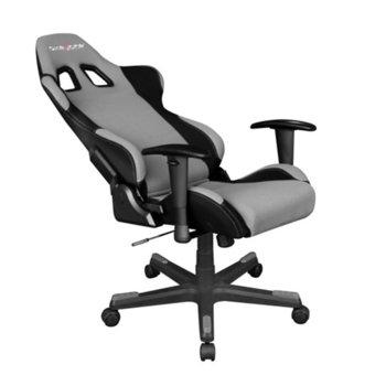 DXRacer FORMULA Gaming - сив/черен product