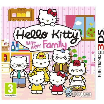 Hello Kitty: Happy Happy Family product