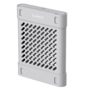 Силиконово защитно калъфче за 2.5-инчови HDD/SSD Orico PHS-25-GY, сив image