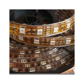 LED лента ORAX LS-5050-30-Y-IP67, 7.2W/m, DC 12V, 135lm/m, 5m image