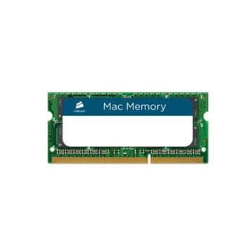 Памет 4GB DDR3 1066MHz SO-DIMM, Corsair CMSA4GX3M1A1066C7, Apple Qualified image