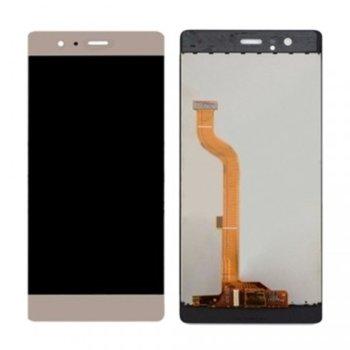 Дисплей за Huawei Ascend P8, LCD Original, с тъч, златист image