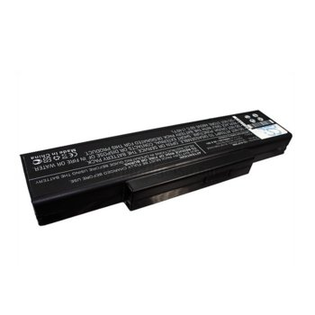 Батерия (заместител) за лаптоп MSI M660, съвместима с EX610/CR400/GIGABYTE W566U/N,536/468N, Li-ion, 10.8V, 4800 mAh image